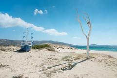 Naxos: Plaka Beach photo by mathiaswasik