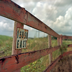 15950 East of Nowhere (Mamiya C220) photo by macromary