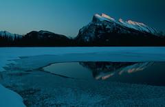 [Kodachrome] Mt. Rundle, Banff National Park, Canada photo by Bindu&Sudhir