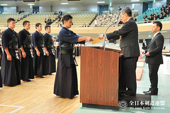 61th All Japan Police KENDO Tournament_064