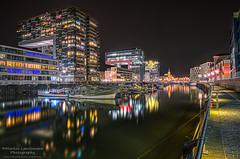 A cold silent night in Cologne photo by .Markus Landsmann - markuslandsmann.zenfolio.com
