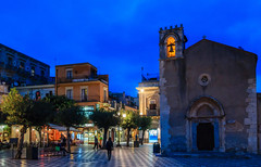 ABM (Another Blue Monday) / Taormina, Italy photo by Frans.Sellies