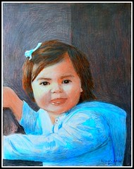 Colored Pencil Drawing of Alexis - Drawn by STEVEN CHATEAUNEUF (2015) - This Photo Of This Drawing Was Also Taken by STEVEN CHATEAUNEUF photo by snc145