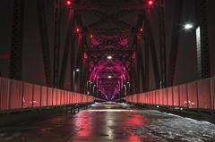 Bridge - Downtown Louisville (Explored 2015-03-10) photo by mikemcnary