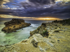 Bay of Islands Sorrento Sunset photo by Bjorn Baklien