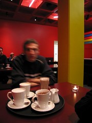 Cafetería inglesa