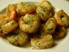 Shrimp Rosemary