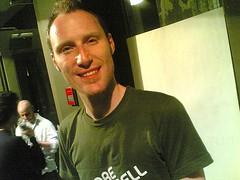 Jean-Sébastien @ Mutek