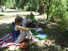 Picnic at Monestieres