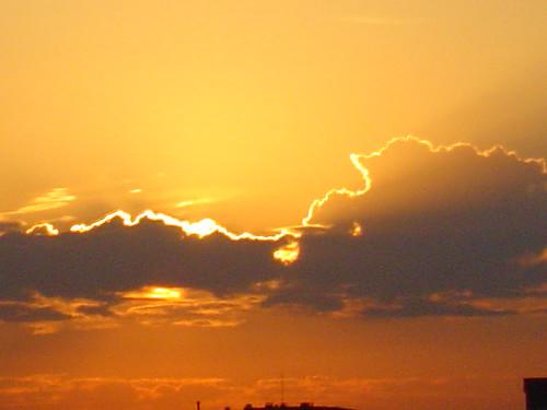 Sunset in Porto Alegre II