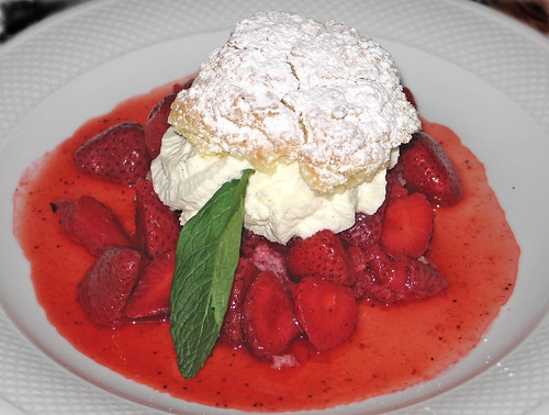 Pontchatoula Strawberry Shortcake