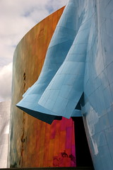 EMP (Experience Music Project) Texture