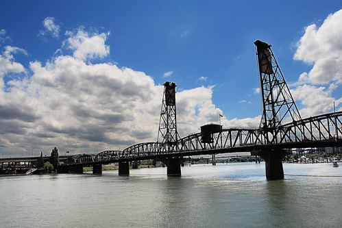 hawthorne bridge portland or. Hawthorne Bridge Portland is