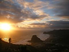 Piha Sunset
