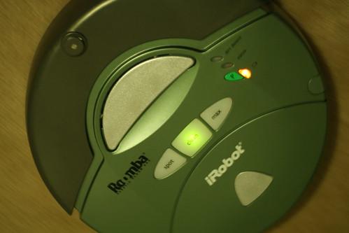 Roomba!