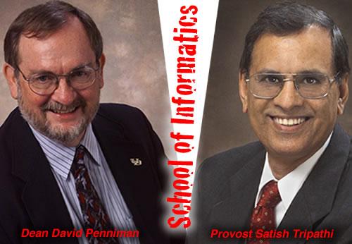Dean Penniman vs Provost Tripathi
