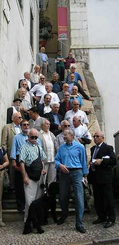 Aljube Escadas