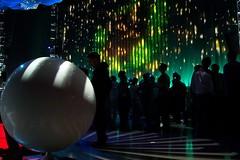 Groovy sphere