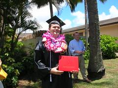 Freshly Leid Graduate