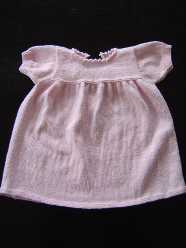 Finished Mabel Dress