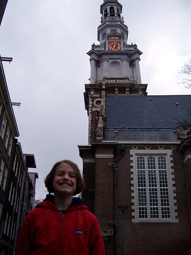 Mara and the South Church Tower
