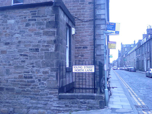 Terinea office in Edinburgh Scotland