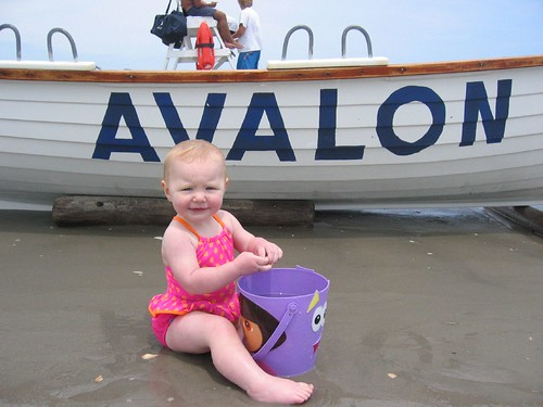 Avalon bathing beauty!