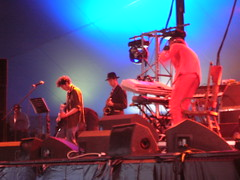 The Guillemots at T in the Park 2006