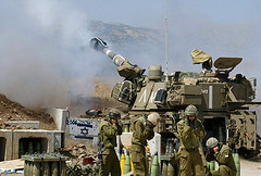 Bombardeo israelí contra Hezbolá