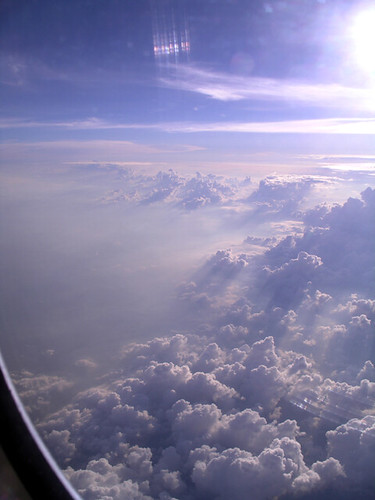 tundra, out an airplane window; detroit to atlanta, july 14 06