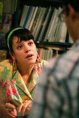 Lily Allen @ Rough Trade17/07/06