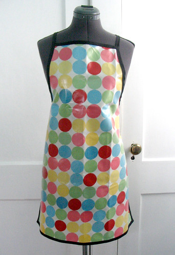 big dot apron