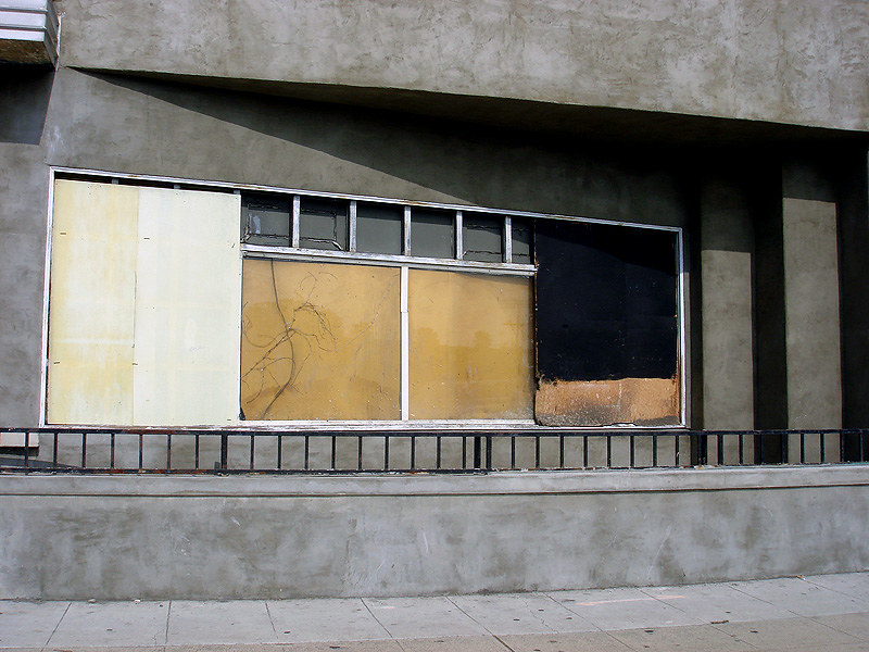 Boarded Up 2