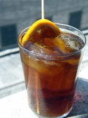 Vermouth Spritzer
