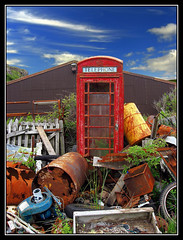 Rubbish photo by edowds