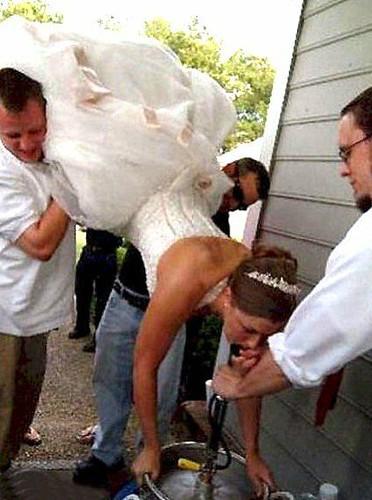 bride keg