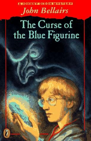 bellairs curse blue figurine