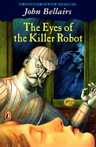 bellairs eyes killer robot