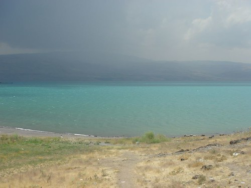 The last we saw of Lake Van