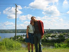 Flin Flon Overlook