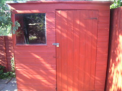 My shed