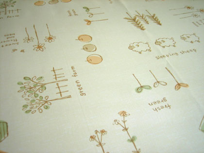 new table cloth
