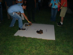 Robot Wars at Google Dance V