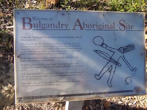 Bulgandry Man