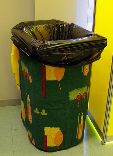 Crafty bin