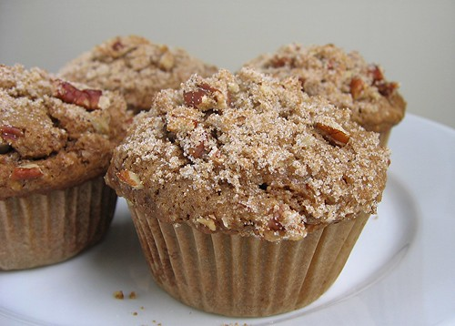 espresso praline muffin