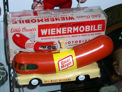Wienermobile w/ rare box
