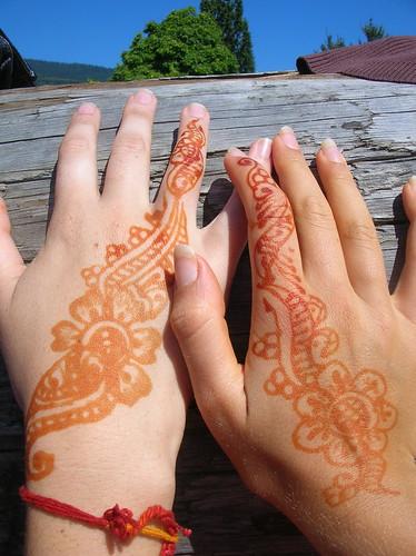 cousins henna