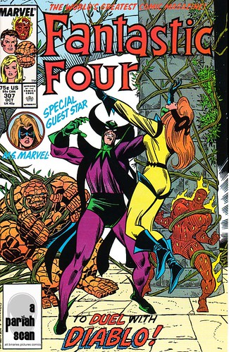 Fantastic four 307