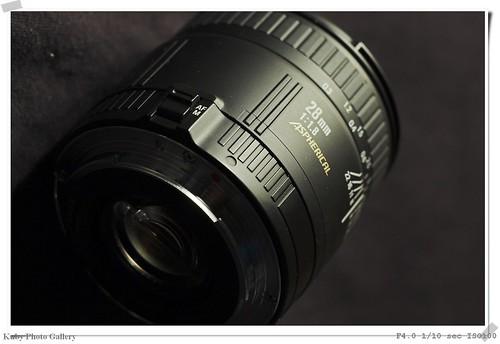 Sigma 28mm F1.8 Asp II